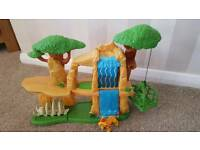 Lion guard Disney Playset Toy
