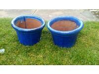 Pot plant pots