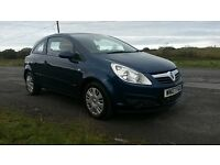 Vauxhall Corsa 1.4 , 2 owners from new