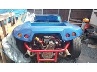 1964 VW VOLKSWAGEN BEACH BUGGY 1200CC 4 SEATER TAX & M.O.T EXEMPT