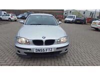 BMW 1 SERIES 1.6L 12 MONTHS MOT