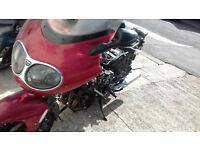 2000 TRIUMPH T312 TROPHY 1200CC MAY BREAK