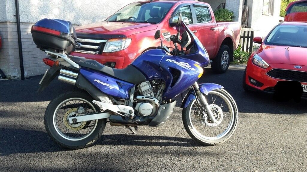 Honda Transalp 650 V-Twin Motorcycle for sale | in Lochgilphead, Argyll and  Bute | Gumtree