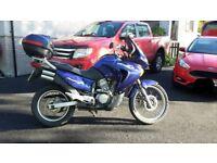 Honda Transalp 650 V-Twin Motorcycle for sale