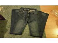 Victoria Beckham for Rock and Republic Jeans size 27