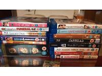 Blurays ALL OFFERS CONSIDERED