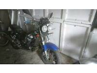Kawazki zx 600 spares or repairs