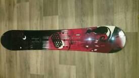 Salomon Maiden Snowboard 153cm