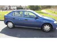 Vauxhall Astra Club 1.6 Petrol for sale at bargain price of £500