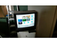 FREE TV - 20 inch CRT; Collection Only