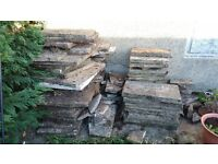 Paving Slabs - various sizes