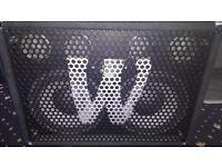 Warwick 210 bass cab