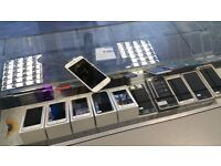 (with Receipt) Apple iPhone 5 16GB - Silver - on Vodafone