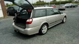01 Subaru Legacy 2.0 Estate Only 73000 Mls MOT and Mls History NICE CAR Can be seen anytime