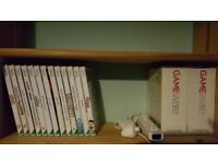 Wii games and 3 remotes