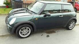 Mini one 1.6 MUST GO! Make Offer! Off A10!!!!