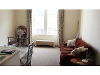 Short term festival let spacious 1 bedroom flat at Meadows George Square Newington