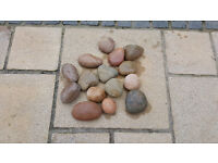 Large Natural Pebbles/ Water Feature/Rockery