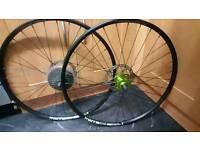 bike wheels 27.5