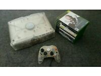 xBox Bundle - Limited Crystal Clear Edition