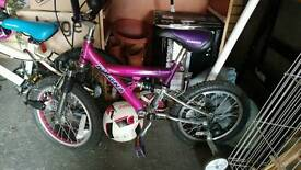Magna bike kids age for 6year old +