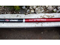 Shakespeare Omni 7M put in fishing pole