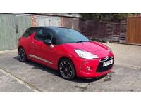 12 plate ds3 dstyle. 11 months mot £3200 ono