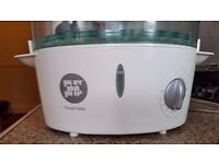 Russell Hobbs You are what you eat electric steamer - Used