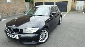 2006(YK56XGM)BMW 118 MANUAL DIESEL.MOT UNTIL JANUARY 2017