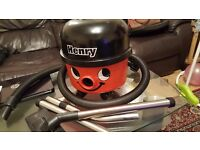 Henry vacuum cleaner very clean condition DOUBLE SPEED