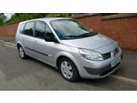 Renault grand scenic++7 SEATER++GREAT DRIVER++MOT FEB 19++IDEAL FAMILY CAR