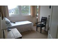 Beautiful large three bedroom flat