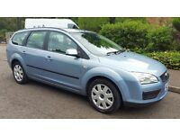 2006 FORD FOCUS LX 1.6 ONLY 68,000 MILES NEW CAM BELT MOT JULY 2017 DRIVES & LOOKS GREAT