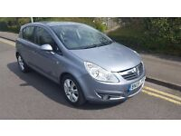 VAUXHALL CORSA 1.4L DESIGN A/C COMES WITH 3 MONTHS WARRANTY