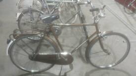 Vintage Dutch Bike 3speed
