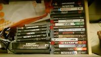 PS3 with 23 games and controller's