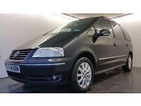 2004 | Volkswagen Sharan 1.9 TDI 130 Sport | 3 Former Keepers | Cambelt Changed | Parking Sensors