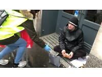 Volunteers Needed to Support Rough Sleepers in Victoria