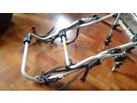 Bike Rack: for 3 bikes, Avenir NG 15 ODP UK aluminium, haven't used for years