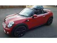 2013 BMW MINI COOPER ROADSTER 1.6 CONVERTIBLE CABRIOLET SIMILAR TO 1 SERIES TT Z4 GOLF A3