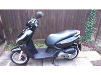 Kisbee 50cc moped