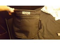 "Protection Racket bag case size 16""x16""open to offers"