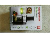 Brand new Spiralizer in box
