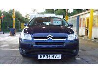 2005 CITROEN C4 SX 1.4 PETROL H/BACK 5 DOOR VERY GOOD CONDITION £995 12 MONTHS MOT