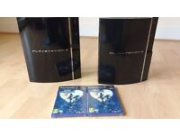 PS3 Backward compatibile CECHC03 60GB + Kingdom Hearts PS2 SEALED