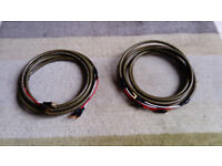 Ecosse Reference High Definition Loud Speaker Cable (3.25m Pair)