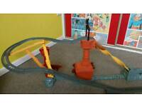 Thomas the tank engine track master PIRATE SHIP
