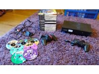 Playstation 2 bundle with 29 games