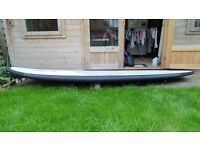 Paddleboard with windsurfing option