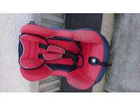 Second Hand Mothercare Cosmo Child Car Seat